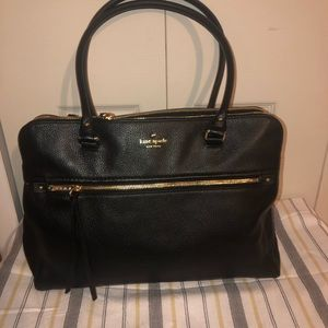 Kate Spade Large Cobble Leather Tote